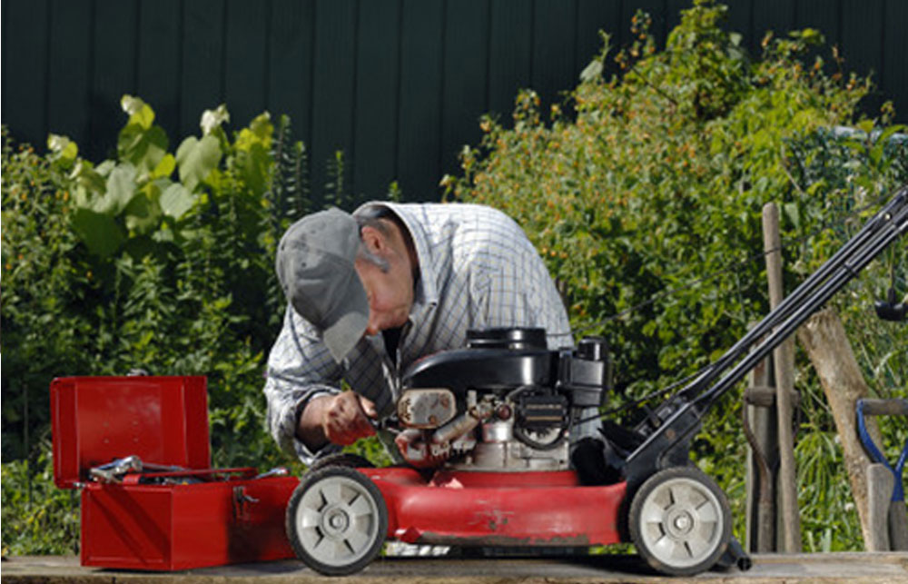 Garden machinery sales servicing and repair power equip ltd for Garden machinery for sale